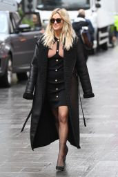 Ashley Roberts - Out in London 12/11/2020