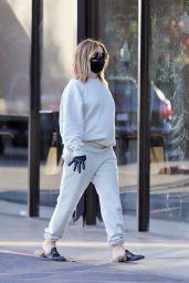 Ashley Tisdale - Out in Los Feliz 12/10/2020