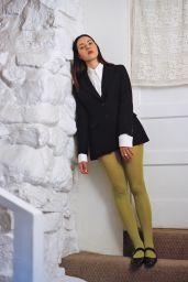 Aubrey Plaza - Interview Magazine December 2020