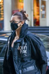 Bella Hadid - Out in New York 12/10/2020