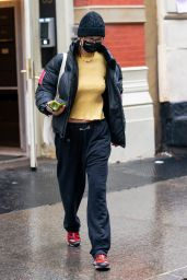 Bella Hadid - Out in New York City 12/05/2020