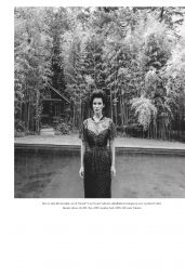 Bella Hadid - Vogue UK January 2021 Issue