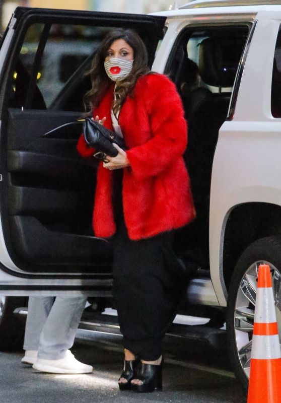 Bethenny Frankel - Out in New York 12/01/2020