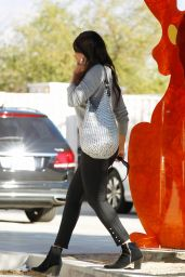 Beverly Johnson - Spa Day in Palm Springs 12/16/2020