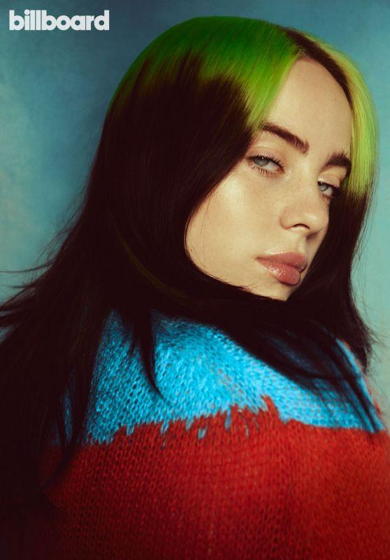Billie Eilish - Billboard Magazine 2020