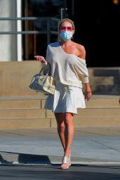 Braunwyn Windham-Burke in a Sundress - Newport Beach 12/19/2020