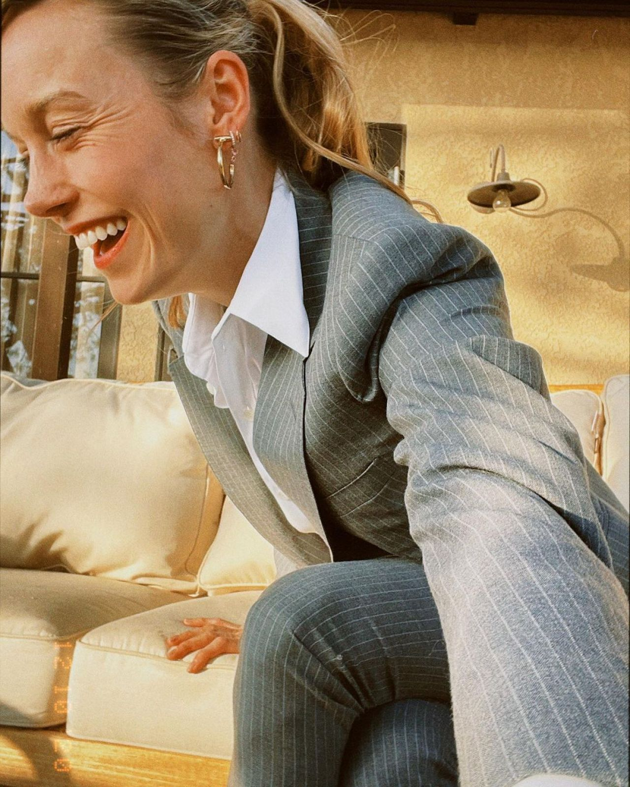 Brie larson photo shoot