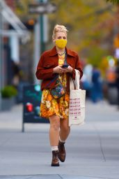 Busy Philipps - Out in Manhattan 12/02/2020