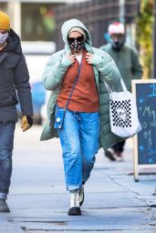 Busy Philipps - Out in New York City 12/29/2020