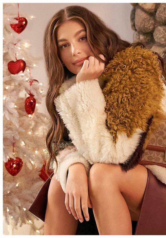 Camila Morrone - Coach December 2020