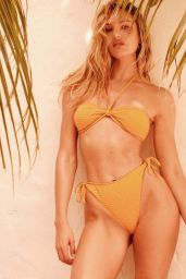Candice Swanepoel - Tropic of C Resort Collection 2021