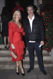 Caprice Bourret - Arriving at Annabel