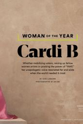 Cardi B - Billboard Magazine December 2020 Issue