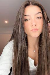 Charli D'Amelio Live Stream Video and Photos 12/14/2020