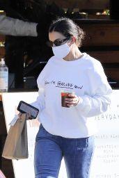 Charli XCX - Out in Los Feliz 12/19/2020