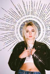 Charlotte Lawrence - Photoshoot December 2020