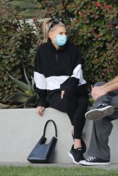 Charlotte McKinney - Out in West Hollywood 12/02/2020