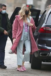 Chiara Ferragni - Out in Milan 12/24/2020
