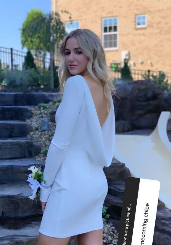 Chloe Lukasiak 12/22/2020