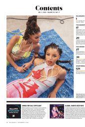 Chloe X Halle - Billboard Magazine December 2020 Issue