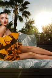 Christian Serratos - LA Times November 2020