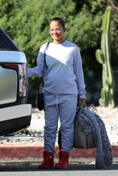 Christina Milian - Out in Studio City 12/12/2020