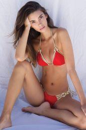 Cindy Mello - Beach Bunny Swimwear Summer Campaign Photoshoot 2020