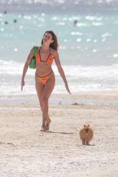 Clara Berry in a Bikini - Tulum 12/08/2020