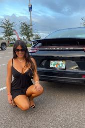 Claudia Romani - Verano Hill Jewelry Photoshoot in Daytona Beach 12/10/2020