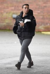 Coleen Rooney in Casual Outfit - Cheshire 12/09/2020