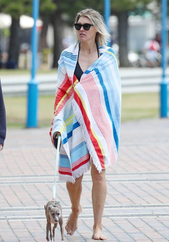 Courtney Roulston in Coogee, Sydney 12/09/2020