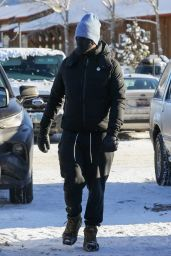 Dakota Johnson - Out in Aspen 12/30/2020
