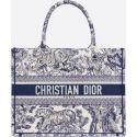 Dior Small Dior Book Tote