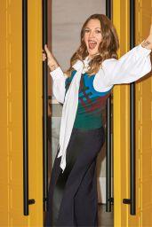 Drew Barrymore - Health Magazine January/February 2021 Issue