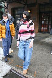 Dua Lipa Street Style - NYC 12/19/2020
