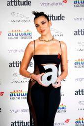 Dua Lipa - Virgin Attitude Awards in London 12/01/2020