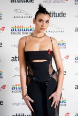 Dua Lipa - Virgin Attitude Awards in London 12/01/2020