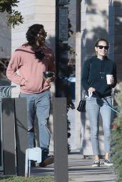 Dylan Frances Penn - Out in Malibu 12/14/2020