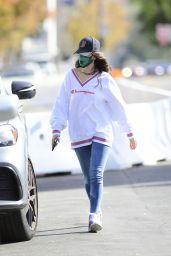 Eiza Gonzalez Street Style - LA 12/14/2020