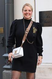 Elizabeth Lyn Vargas at Peter Marco in Beverly Hills 12/16/2020