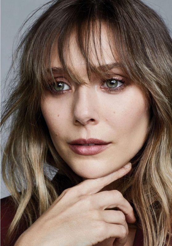 Elizabeth Olsen - Emmy Magazine 2020