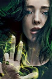 """Emma Dumont - """"The Gifted"""" Poster and Photos"""