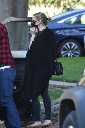 Emma Roberts at McDonald