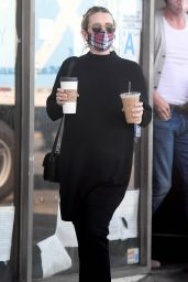 Emma Roberts - Out in Los Angeles 12/10/2020