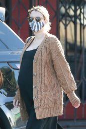 Emma Roberts - Out in Los Feliz 12/09/2020