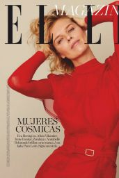 Eva Herzigova - ELLE Spain January 2021 Issue