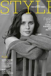 Felicity Jone - The Sunday Times Style 12/13/2020
