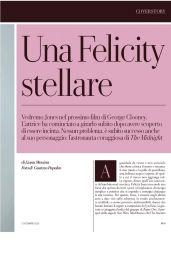 Felicity Jones - D la Repubblica 12/05/2020 Issue