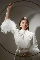 Gemma Arterton - Photoshoot for The Observer Magazine December 2020