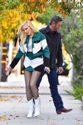 Gwen Stefani - Out in Pasadena 12/21/2020